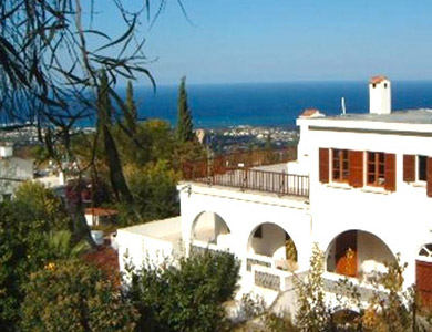Northern Cyprus villas